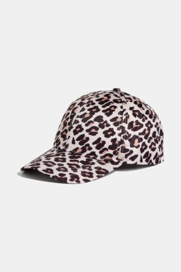 Animal Print Baseball Cap