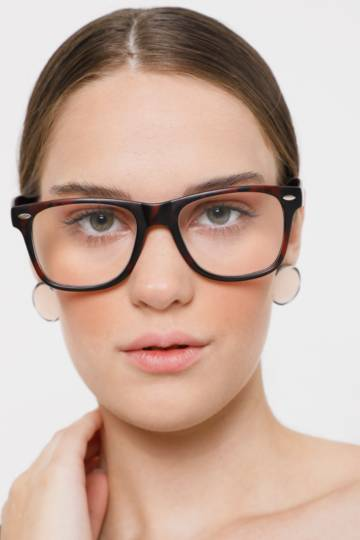 Square Reading Glasses