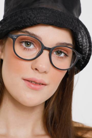 Round Reading Glasses