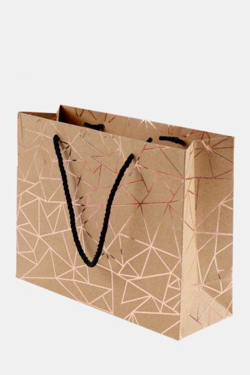 Geometric Gift Bag