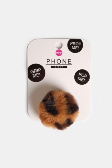 Fluffy Phone Grip