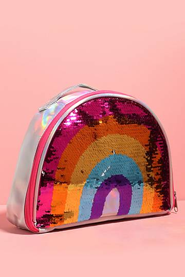Rainbow Lunch Cooler