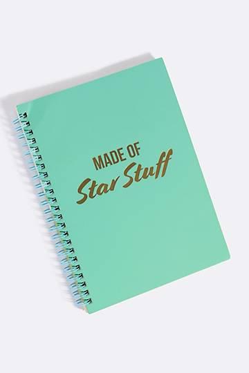 A5 Notebook - Star Stuff