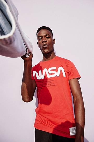 Nasa Statement T-shirt