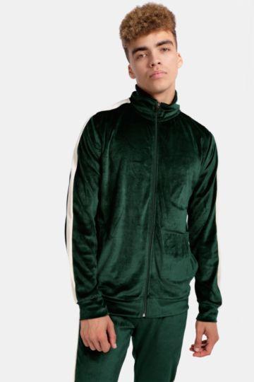 Side Tape Active Jacket
