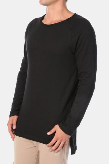 Longer Length T-shirt - Click For More Colours