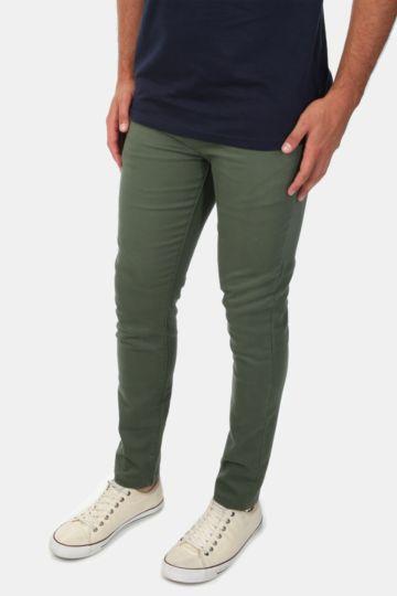 Skinny Fit Chino Pants