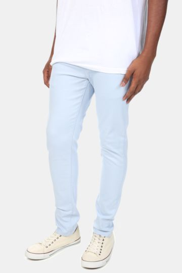 Skinny Fit Chino Pants