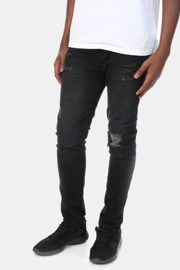 Skinny Fit Denim Jeans