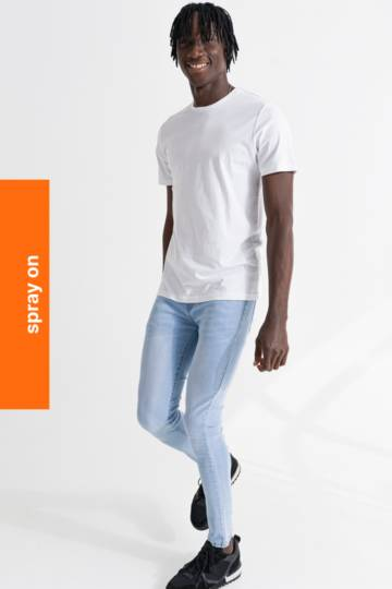 Spray On Jeans