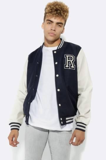 Baseball Bomber Jacket