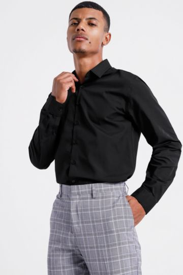 2966df812e3 Long Sleeve Shirt. Oakridge Formal