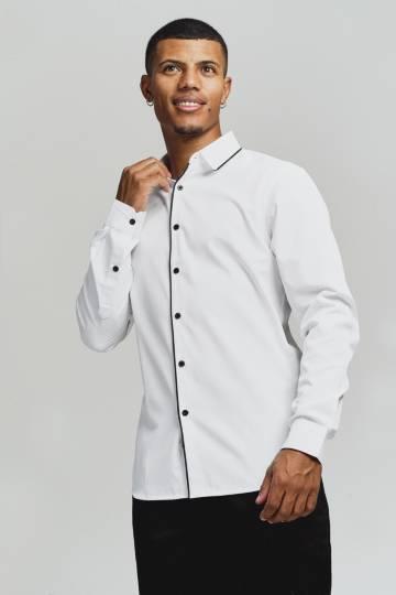 Tipped Shirt