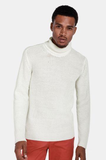 Polo Neck Pullover