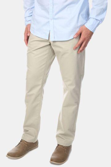 1 Pleat Chino Pants