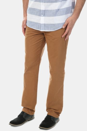 Straight Fit Chino Pants