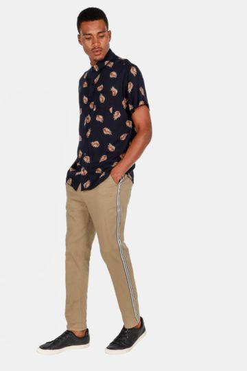 Side Tape Chino Pants
