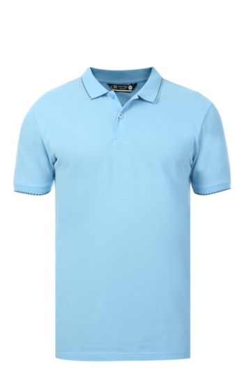 Tipped Collar Golfer - Click For More Colours