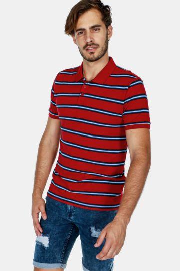 Stripe Golfer
