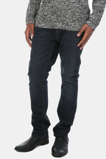 Straight Fit Denim Jeans