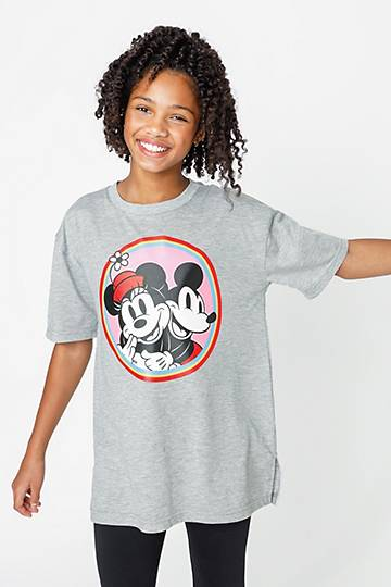 Oversized Minnie Mouse T-shirt