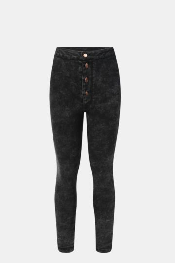 Tube Denim Jeans