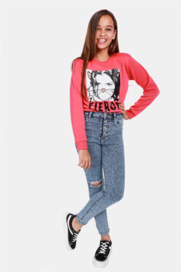 772f38ce0 Highwaisted Tube Jeans. RT Girls ...