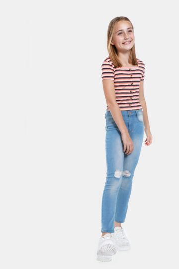 a9278985e0 Skinny Fit Jeans. RT Girls 7-14