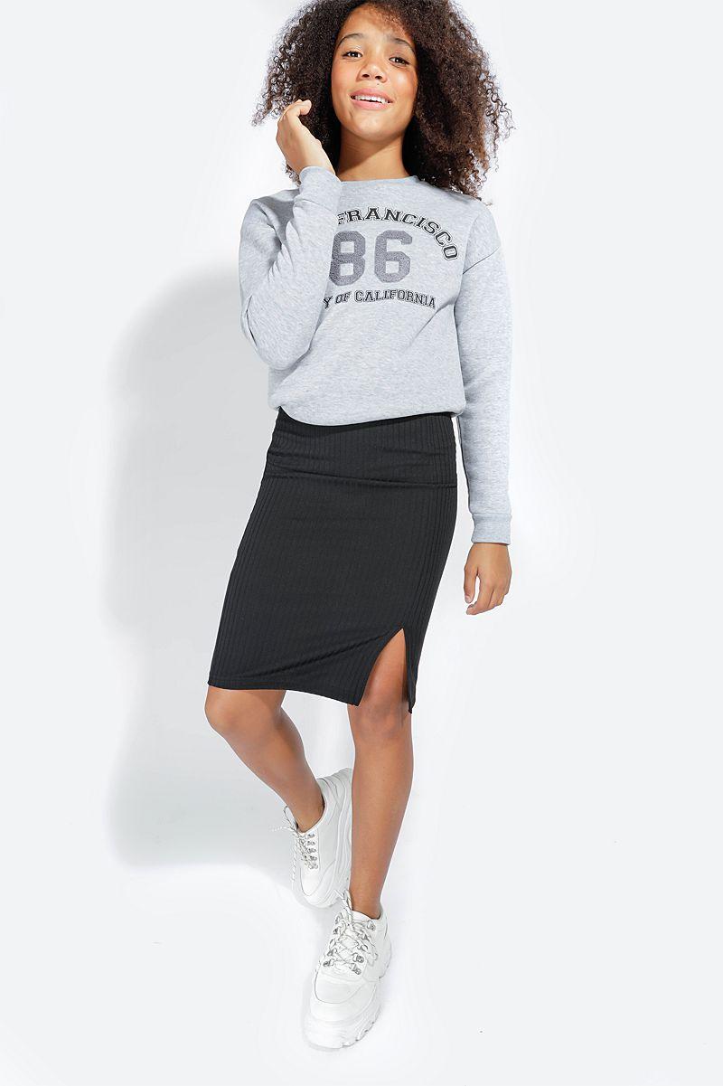 d49969acb8 Bodycon Pencil Skirt - Bottoms - Girls 7-14 Years - Kids