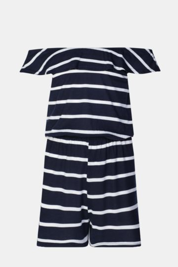 Stripe Playsuit