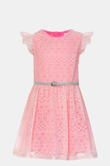 Lace Prom Dress