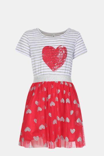 Heart Ballerina Dress