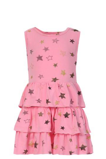 Star Fru Fru Dress