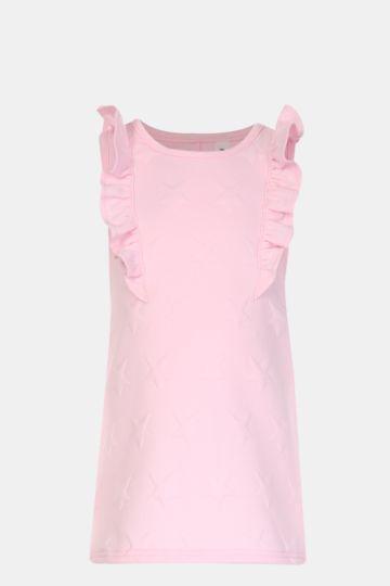 Textured Shift Dress