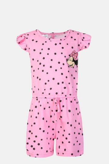 Minnie Mouse Playsuit