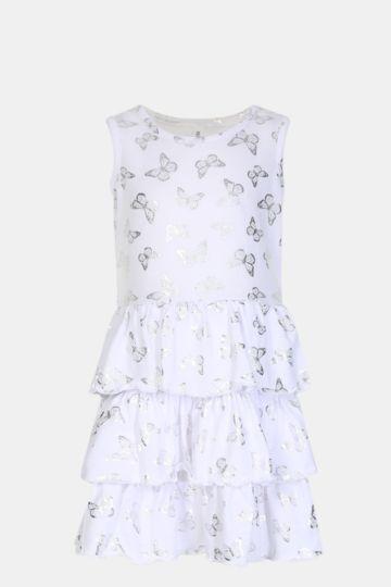 Butterfly Fru Fru Dress