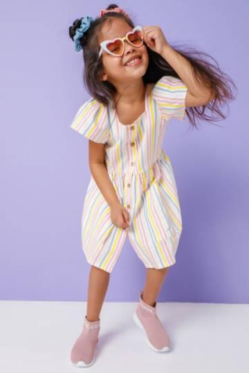 Stripe Dress