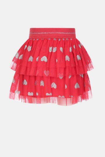 Heart Fru Fru Skirt