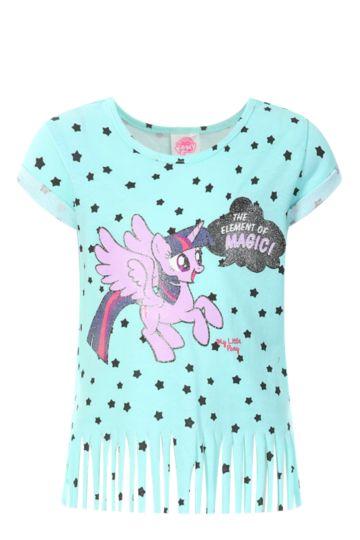 Pony Tassle T-shirt