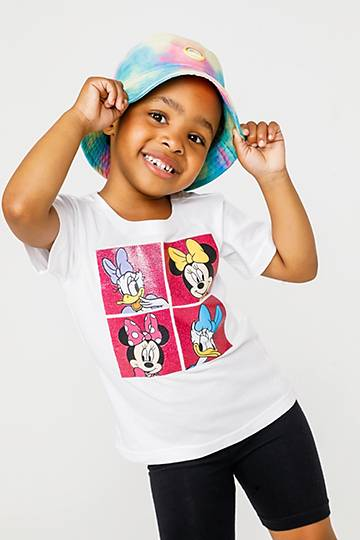 Disney Graphic Print T-shirt