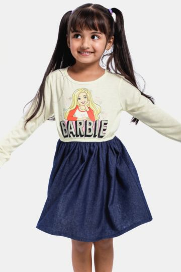 Barbie Shift Dress