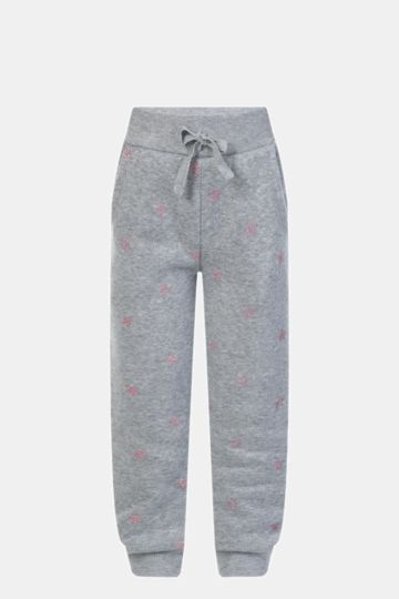 Printed Joggers