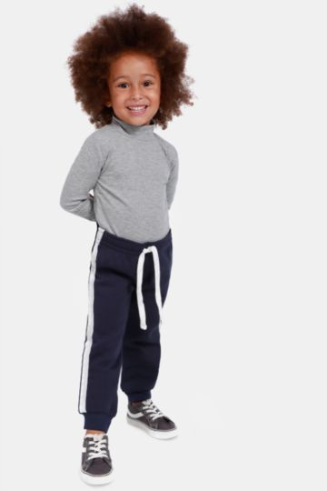 Side Tape Joggers