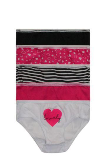 5 Pack Panties