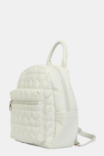 Heart Quilt Backpack