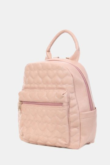 Heart Quilt Backpack