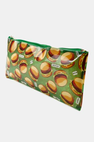 Burger Stationery Case