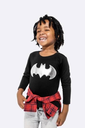 Batman Long Sleeve Top