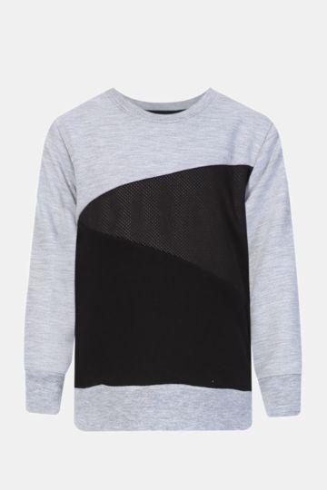 Colourblock Pullover