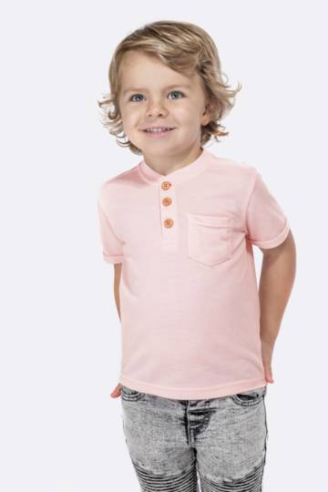 Mandarin T-shirt